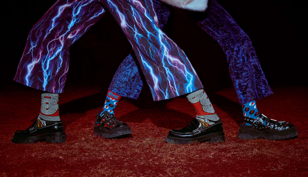 Happy Socks x David Bowie